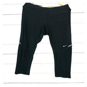 Nike dri fit active Capri leggings